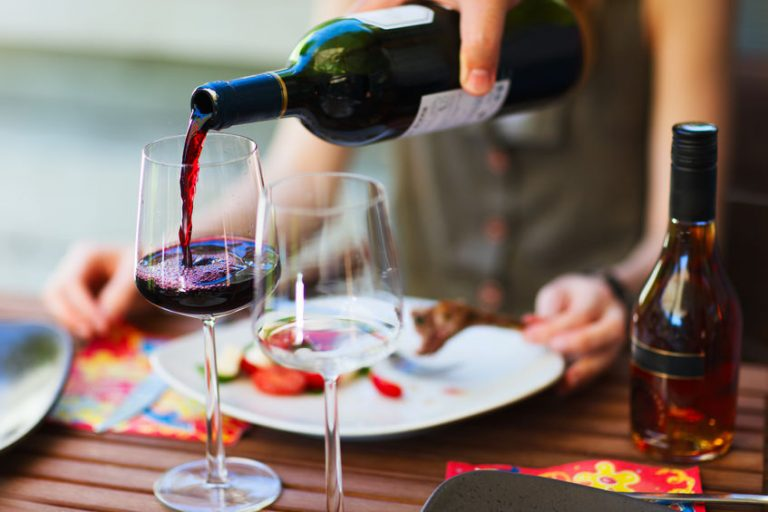 Bardolino Wein-2