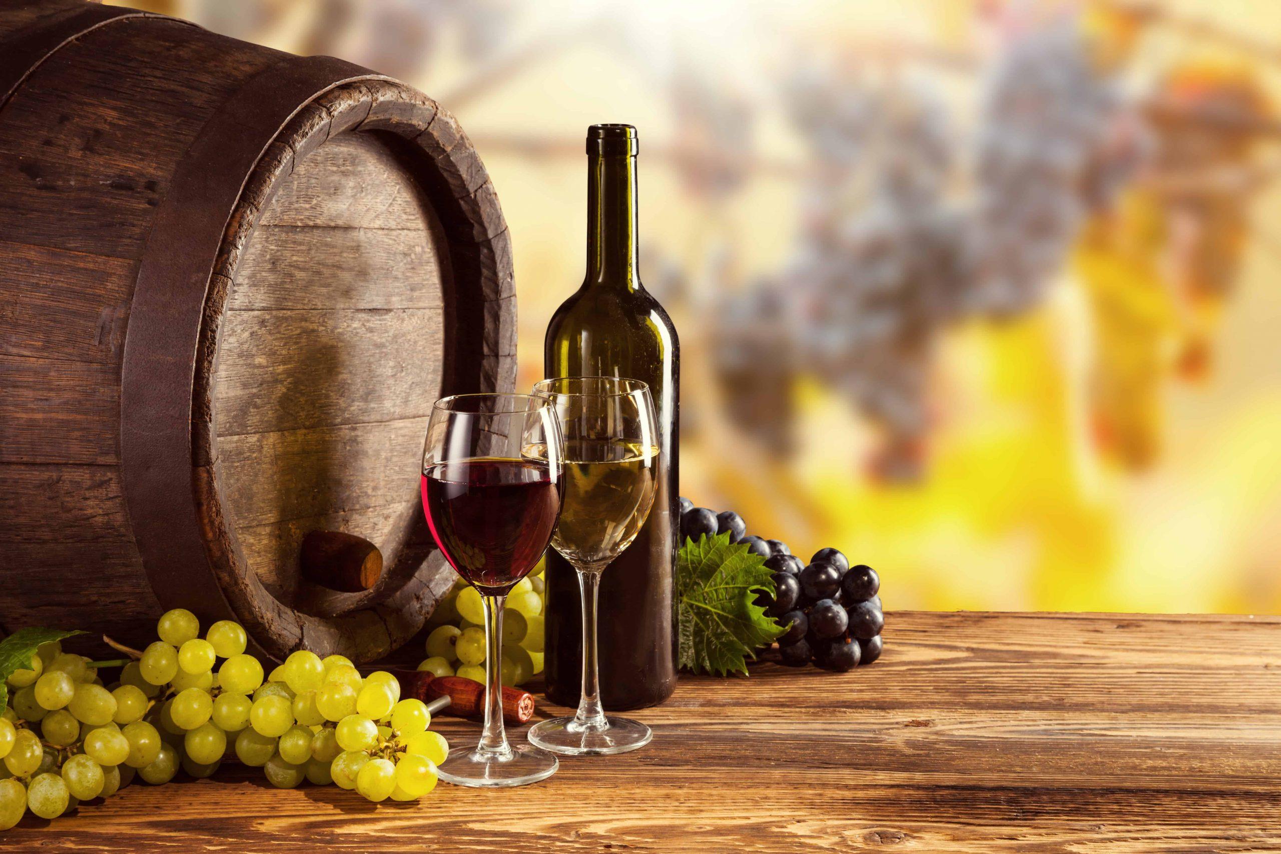 Barrique Wein: Test & Empfehlungen (04/21)
