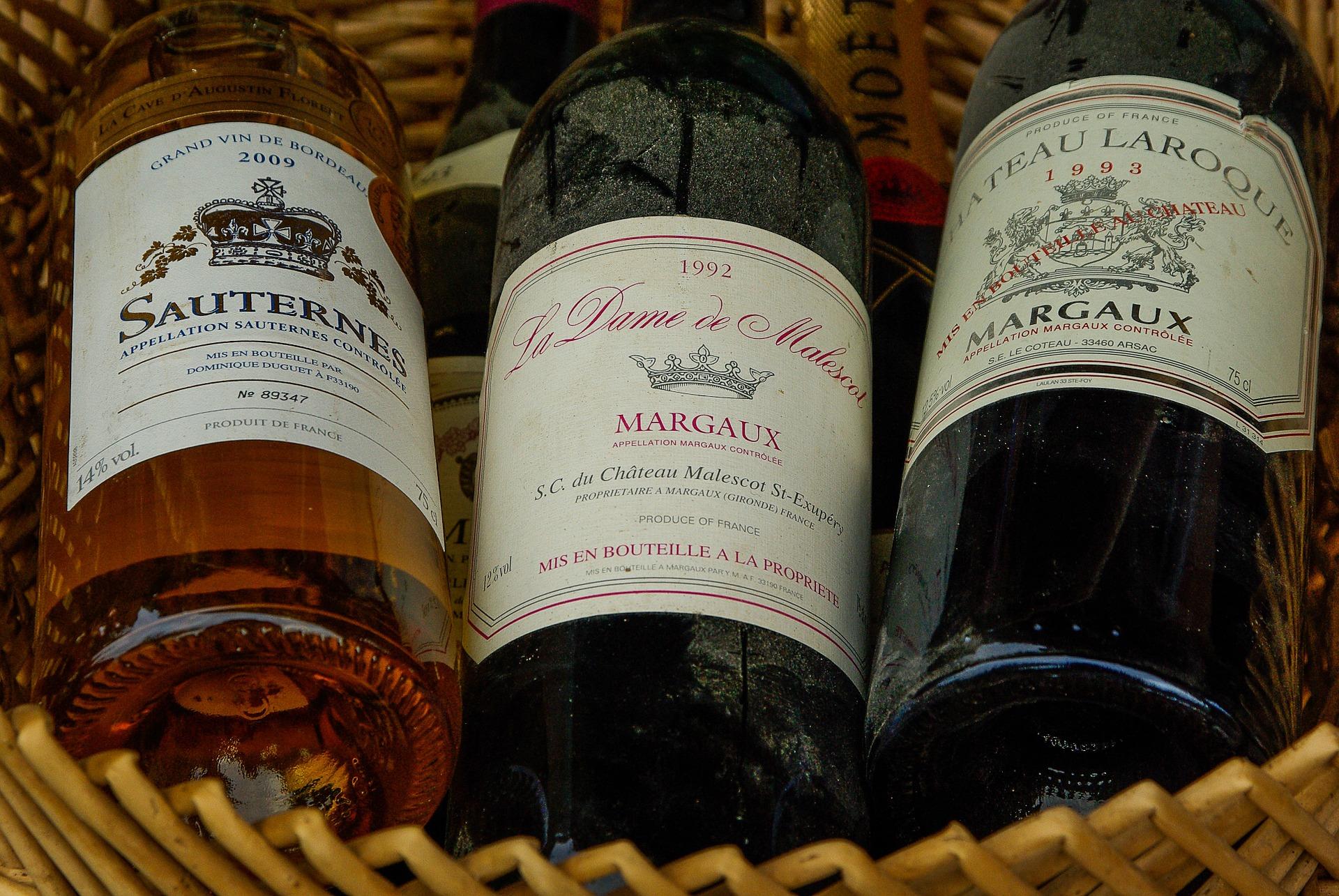 Bordeaux Wein: Test & Empfehlungen (04/21)