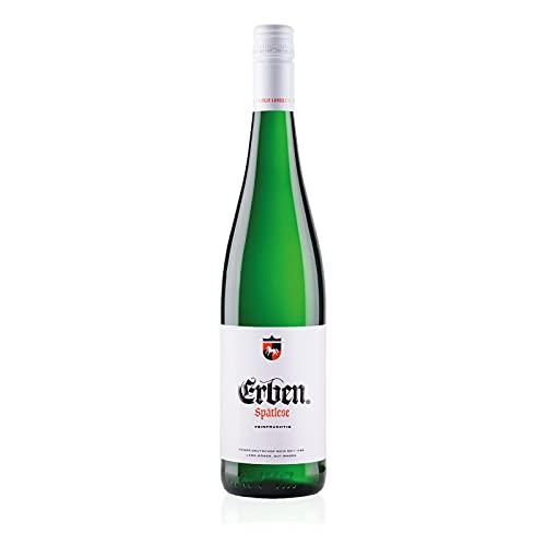 Erben Spätlese Feinfruchtig – Weißwein aus Deutschland – Prädikatswein – (1 x 0.75 l)