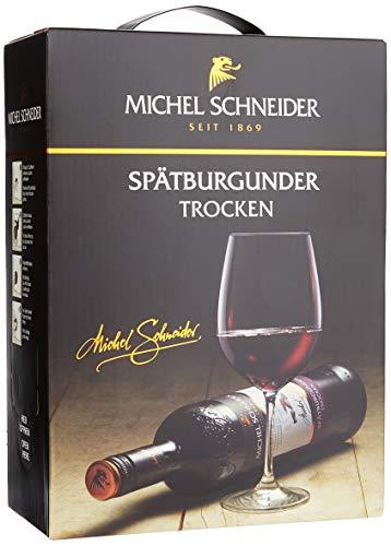 Michel Schneider Spätburgunder trocken (1 x 3 l)